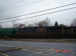 CSX 5283    ES44DC    11/14/2006